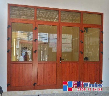 Bảng báo giá cửa nhôm Xingfa nhập khẩu tại Đà Nẵng
