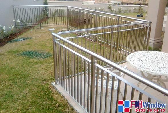 25 Mẫu Lan Can Inox, Cầu Thang Inox, Hàng Rào Inox Đẹp, Giá Rẻ tại đà nẵng