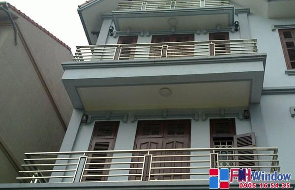 25 Mẫu Lan Can Inox, Cầu Thang Inox, Hàng Rào Inox Đẹp, Giá Rẻ tại hội an