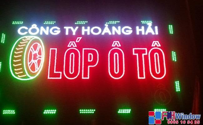 báo giá và thi công mẫu biển hiệu quảng cáo đèn led tại Đà Nẵng, Huế, Hội An, Quảng Nam, Quảng Ngãi, Quảng Trị, Quảng Bình..