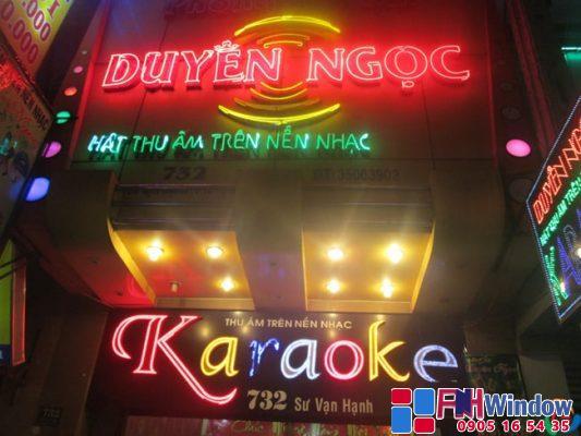 mẫu biển hiệu quảng cáo đèn led tại Đà Nẵng, Huế, Hội An, Quảng Nam, Quảng Ngãi, Quảng Trị, Quảng Bình..