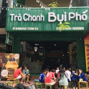 """35 Mẫu Biển Quảng Cáo Cửa Hàng Trà Chanh """"Bắt Trend"""" Nhất"""