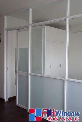 Báo Giá Cửa Vách Nhôm Kính Thường Đẹp Giá Rẻ Tại Đà Nẵng
