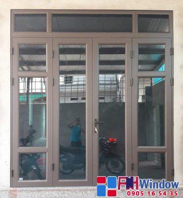 Thi công Báo giá Cửa Nhôm Kính Thường, Xingfa và Cao Cấp ở Nghệ An
