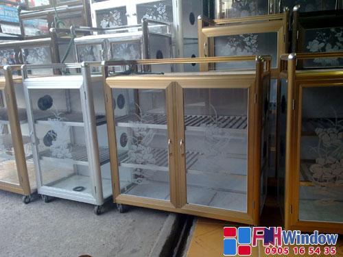 Thi công Báo giá Cửa Nhôm Kính Thường, Xingfa và Cao Cấp ở Quảng Bình